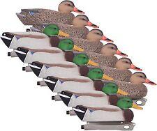 Hard Core Floating Promo Mallard Duck Decoy Waterfowl Hunting Decoys 12 Pack