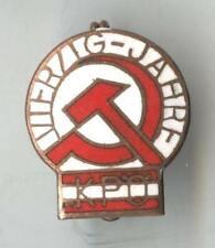 Austria Austrian K.P.O Communist Party  beautiful badge superb enamel medal