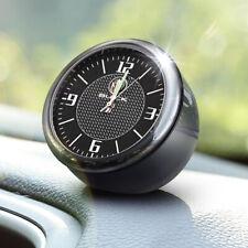 Quartz Analog Alarm Car Clock Round Display Fit Buick Auto Interior Dash Mount