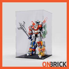 ONBRICK LEGO 21311 Voltron 3mm Premium Acrylic Display Case