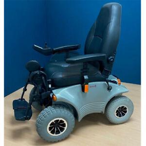Meyra Optimus 2 Elektrorollstuhl • Elektrischer Rollstuhl • 6 KM/H