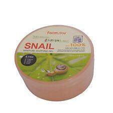 Farm Stay Moisture Soothing Gel Snail for All skin type 300ml(10oz) Korea