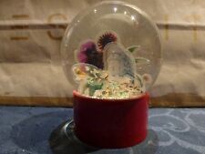 KENZO parfum snow globe dome boule à neige 10 juillet 2003