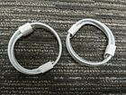 Apple Lightning Cable to USB-C - 2 Pack OEM Apple USB-C to Lightning Cable