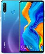 "Huawei P30 Lite 4GB + 64GB LTE 6.15"" Kirin 710 cámara de 48MP Android 9.0 - Azul"