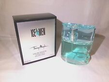 "THIERRY MUGLER ""ICE MEN"" UOMO HOMME EAU DE TOILETTE SPRAY 50ML. I° VERSIONE RARO"