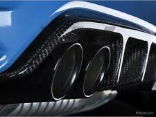 BMW Genuine F80 F82 F83 M3 M4 M Performance Carbon Fiber Rear Bumper Diffuser