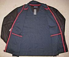 Nautica Color Block Track Jacket. Men's. 2XL. NWT. True Navy