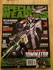 Special Weapons Magazine 2015