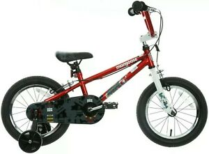 "MONGOOSER14 Scan Series BMX BIKE RARE 14"" Wheels Red CULT VANS Free UK Delivery"