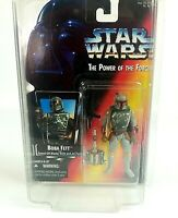Boba Fett Hand Error Action Figure 1995 Kenner Star Wars The Power of the Force