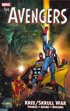 Avengers Kree Skrull War Avengers (1963-1996) GRAPHIC NOVEL MARVEL PAPERBACK
