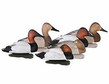 Avery Greenhead Gear Ghg Pro Grade Canvasback Duck Decoys 6 Waterfowl New!