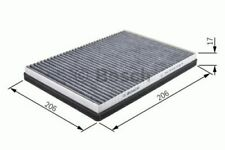 GENUINE OE BOSCH CABIN FILTER M2085 - HAS VARIOUS COMPATIBILITIES