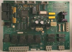 USED 6600-040 Sundance Spa Circuit Board Rev 1.24A 1994 800 Series - Works Great