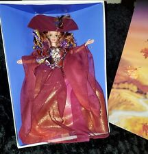 1995 Barbie Doll Autumn Glory Enchanted Seasons Collection 15204 Mattel MINT