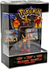 XY Torchic, Combusken, Blaziken & Mega Blaziken Mini Figure Evolution 4-Pack
