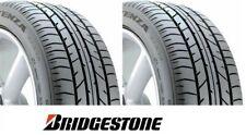 (2 NEW) BRIDGESTONE POTENZA RE040 215/45R17 BL (2 TIRES) 215 45 17 WH9 D