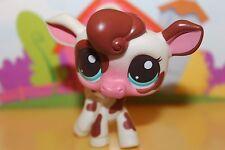 LPS Littlest Pet Shop Figur #2505 Kuh / cow