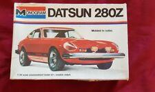 Datsun 280Z by Monogram on 1/24 scale