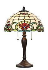 Traditional Tiffany Table Lamp