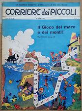 CORRIERE DEI PICCOLI N. 26 GIUGNO 1963 SOLDATINI ESERCITO SPAGNOLO DA RITAGLIARE