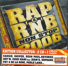 Rap & R'n'B Non Stop 2006 (2 CD + DVD)