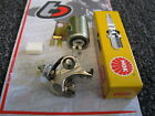 HONDA Z50A / Z50R TUNE UP KIT 1968'-1987 Points,Condenser Z50
