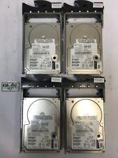 - 4x IBM IC35L146VCDY10-0 146 GB 10K  SCSI Hard Drive 32P0731 32P0728 W/TRAY @@@