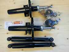 MK1/2 FORD GALAXY SET OF 4 SHOCK ABSORBERS +2 FRONT STRUT TOP MOUNTS(1995-2005)