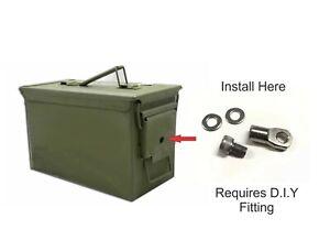 Ammo Box Lock Kit - D.I.Y Kit