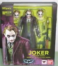 S.H.Figuarts BATMAN THE JOKER DARK KNIGHT FIGURE DC COMICS Bandai SHF Original