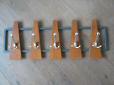 Vintage coat rack muro guardarropa Dutch pastoe