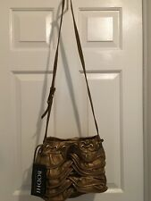 Bodhi Bronze Leather Shoulderbag/crossbody~ NEW WITH TAGS!