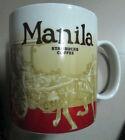 Starbucks Philippine Manila Icon Calesa  mug  new ready to ship sku sticker