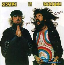 *NEW* CD Album Seals & Crofts - Get Closer (Mini LP Style Card Case)