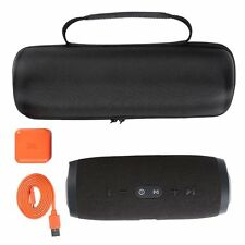 Portable Outdoor Bluetooth Speaker Hard Carrying Case Cover Storage Bag Wireless