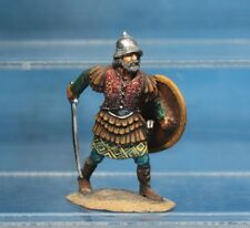 Tin toy soldiers, Metal 54mm, Byzantine warriors. HAND PAINTED