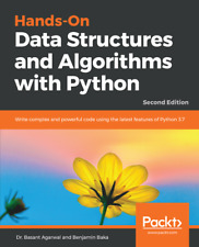 Hands-On Data Structures and Algorithms with Python - 2nd Edition - [P.D.F] Book