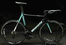 Bianchi Pico TT/Triathlon 105 61cm Aluminum 105 11-Speed Black/ Celeste NEW