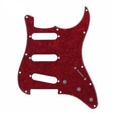 Colourful Strat Stratocaster Electric Guitar Pickguard Scratch Plate USA MEX