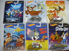 HOT WHEELS REAL RIDERS HANNA BARBERA PRESENTS SCOOBY-DOO TOM & JERRY YOGI BEAR