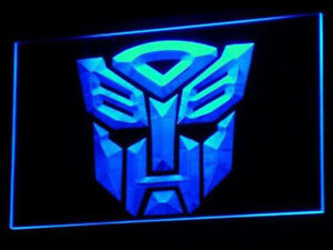 Transformers LED Sign 12*8 Inch