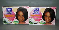 2 x DARK & LOVELY Beautiful Beginning No-Lye Relaxer Normal Hair Haarglätter