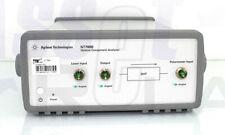 Keysight Agilent N7788b Lightwave Component Analyzer Opt 022 032 400 Apc