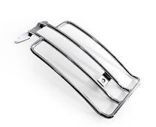 Porte bagage chrome pour Harley-Davidson Herritage Solositz 05-luggage rack FLSTF