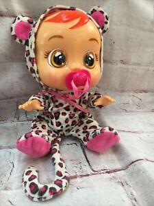 cry baby doll Imc Toys