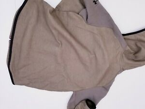 Under Armour Mens Unstoppable Move Full Zip Hoodie Jacket Lightweight MEDIUM M