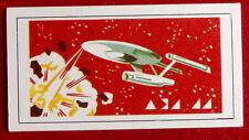 STAR TREK THE ORIGINAL SERIES (TOS) - PRIMROSE - Card #1 of 12 - England, 1967