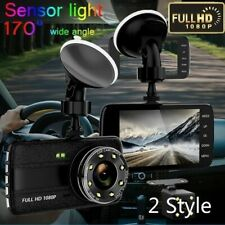 Dash Cam 1080P Camera Car Dvrs Recorder Motion Detection Night Vision G-Sensor
